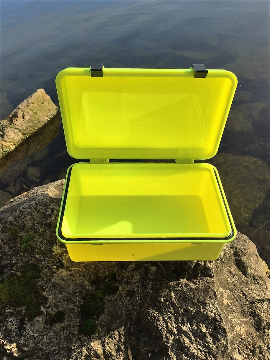 Dry Box Large 21x15x11cm For Scuba Diving Snorkelling