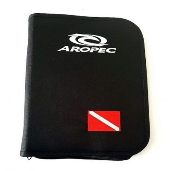 Scuba Diving Aropec Log Book Binder/Holder